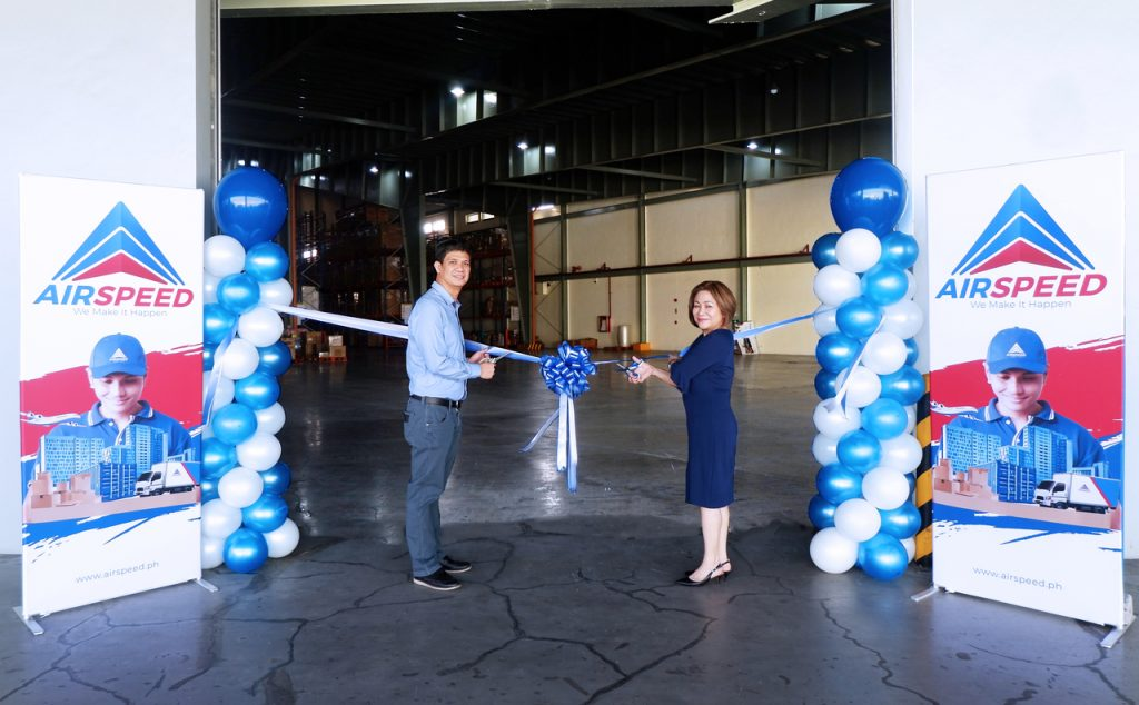 Airspeed To Strengthen Logistics Services Through Its New Distribution Center