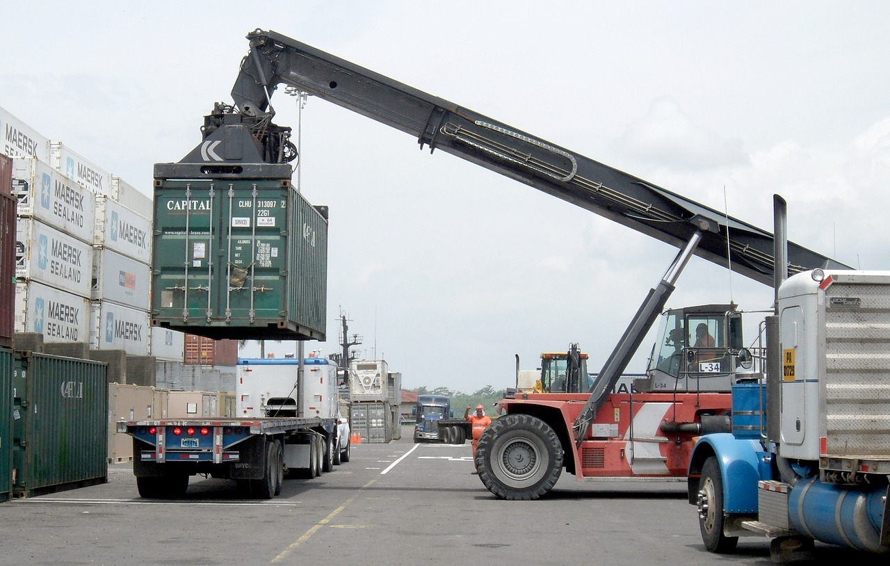 Transportation Process Used By Freight Forwarders