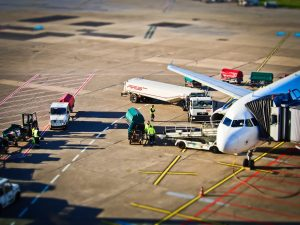 How Aircraft Helped Revolutionize the Courier Service
