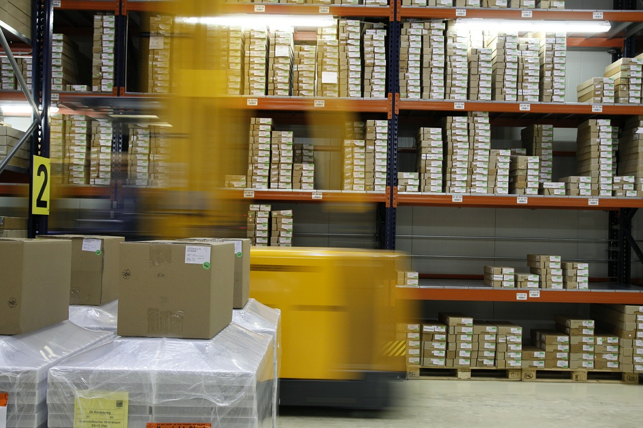 What is warehousing?