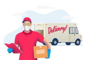 How to Implement a No-contact Delivery System Amidst The COVID-19 Crisis