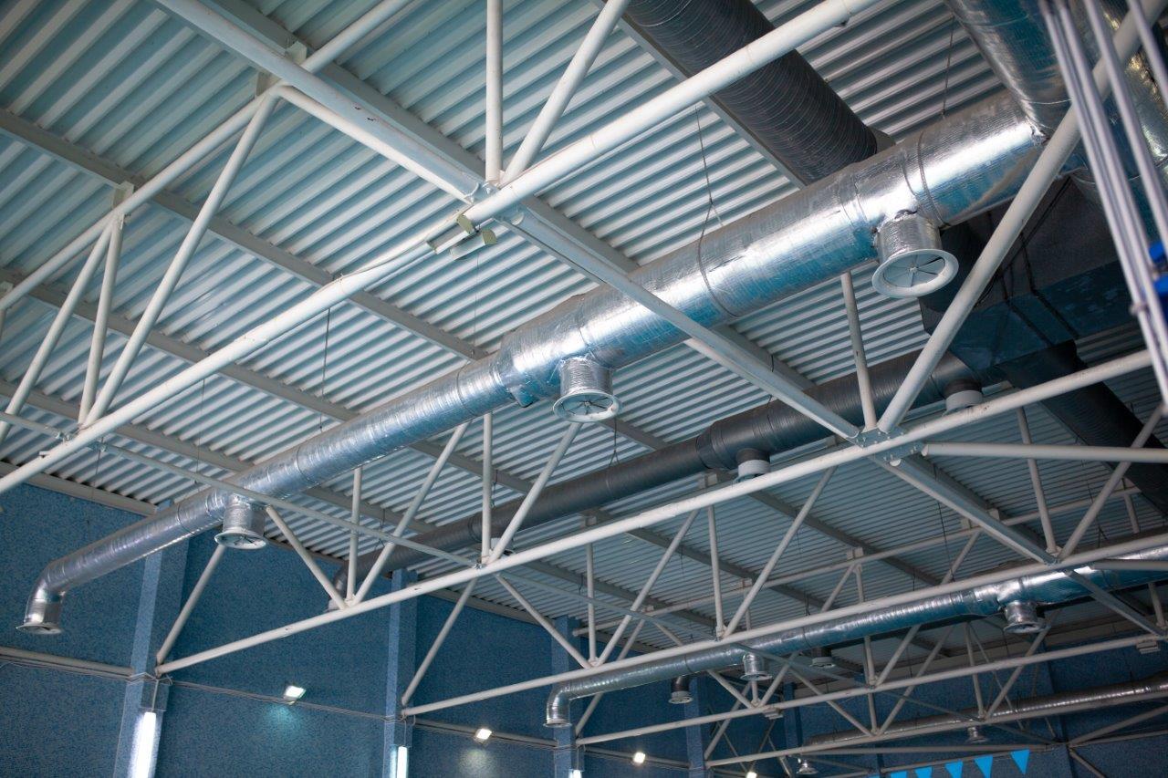 warehouse hvac system