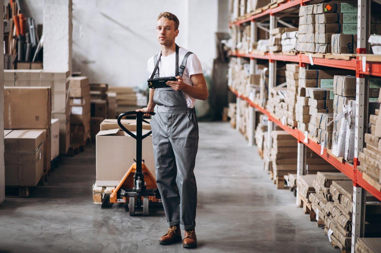 Good for high-density warehouses