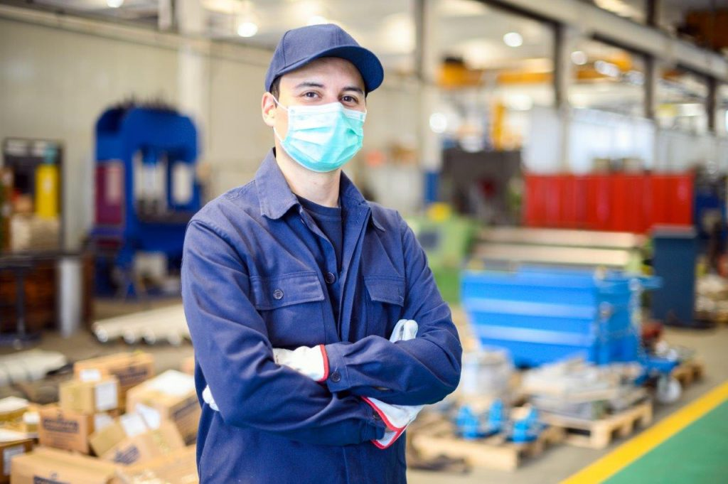 Implementing Social Distancing in Warehouses