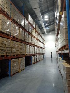 Airspeed invested for a robust Warehouse Management Software (WMS)