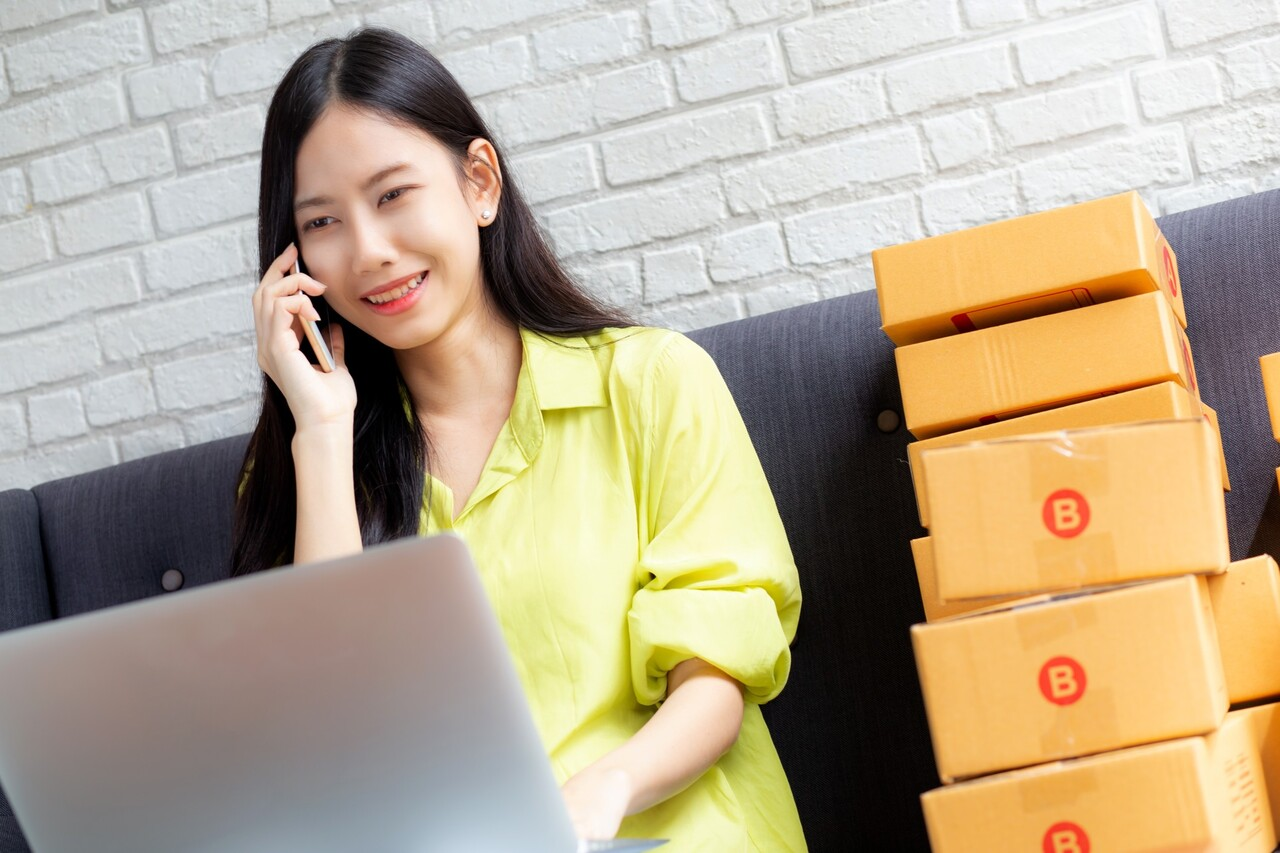 How Long Have You Been Handling Courier Services?